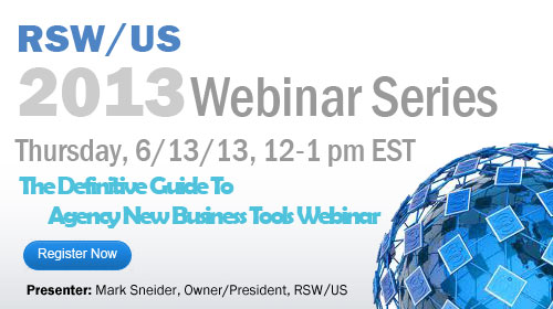 Agency New Business Webinar