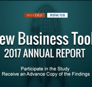 Your Chance To Help Your Agency Peers Find The Tools For Successful New Business
