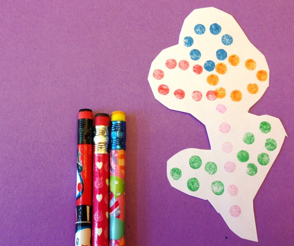 stamping project for kids
