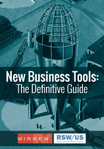 2013 Mirren-RSW/US Definitive Guide to New Business Tools