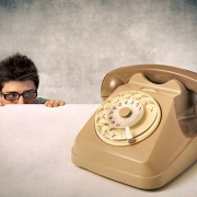 Phone-o-phobia:  Fear of Rejection in Agency New Business