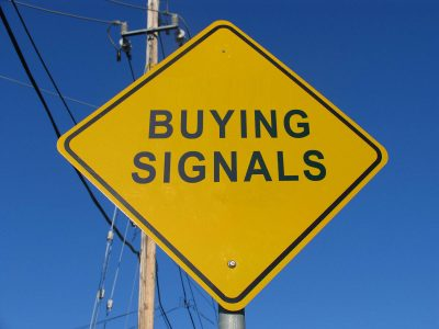 Buying Signals in new business development