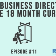 3 Takeaways - Ep. 11 - Agency New Business Directors - The 18th Month Curse