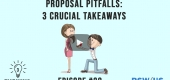 Proposal Pitfalls